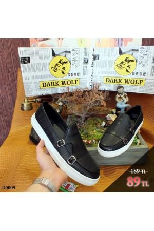Erkek Ayakkabı Siyah D0009