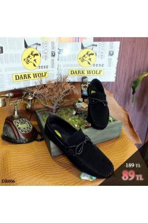 Erkek Ayakkabı Siyah DR006