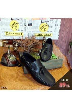 Erkek Ayakkabı Siyah DR012