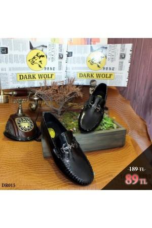 Erkek Ayakkabı Siyah DR015