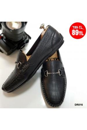 Erkek Ayakkabı Siyah DR016