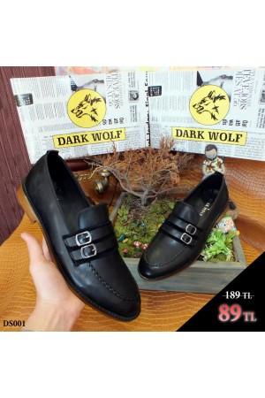 Erkek Ayakkabı Siyah DS001