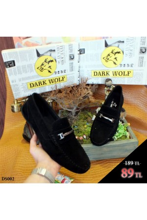 Erkek Ayakkabı Siyah DS002