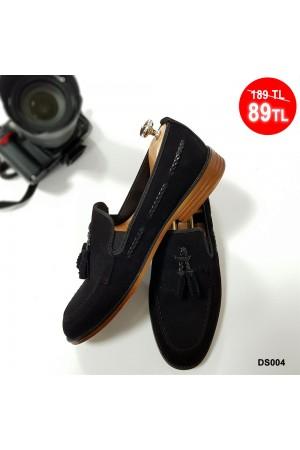 Erkek Ayakkabı Siyah DS004