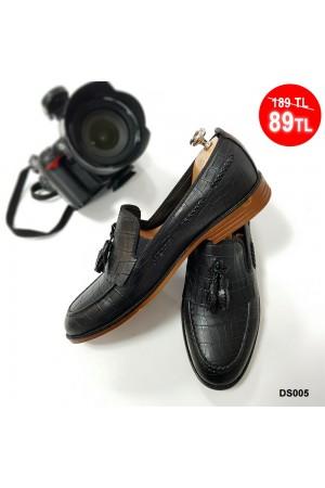 Erkek Ayakkabı Siyah DS005