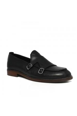 Erkek Ayakkabı Siyah DS007