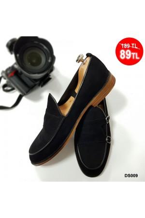 Erkek Ayakkabı Siyah DS009