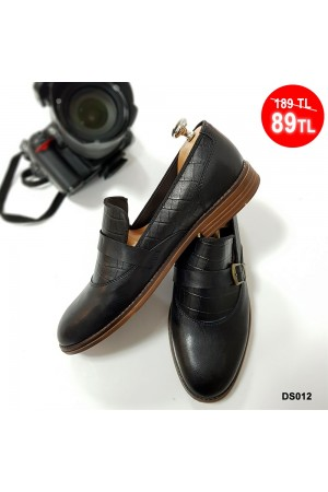 Erkek Ayakkabı Siyah DS012