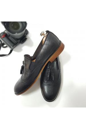 Erkek Ayakkabı Siyah DS016