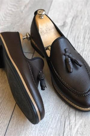 Erkek Klasik Ayakkabı K002