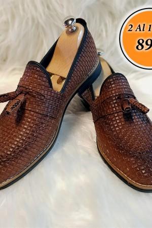 Erkek Klasik Ayakkabı K007a