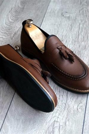 Erkek Klasik Ayakkabı K012