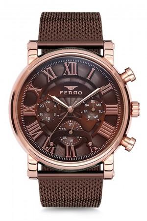 Ferro  Erkek Kol Saati F1827C-1018-S