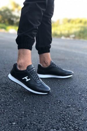 Siyah Spor Ayakkabı - SPR 1002