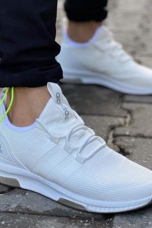Beyaz Spor Ayakkab-SPR 040