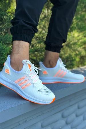 Beyaz Spor Ayakkabı - SPR 015