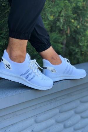 Beyaz Spor Ayakkab-SPR 013