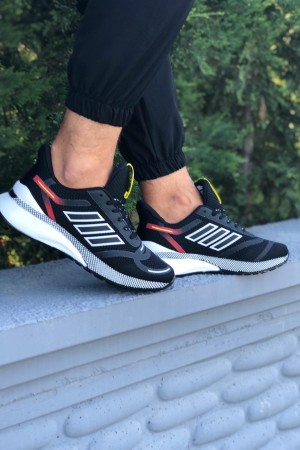 Siyah Spor Ayakkabı - SPR 070