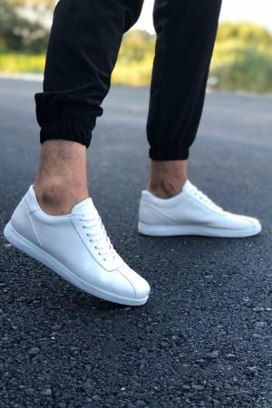 Beyaz Spor Ayakkabı - SPR 1004
