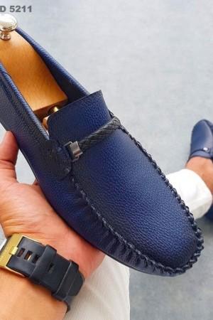 Lacivert Cilt Ayakkabı - OLD 5211