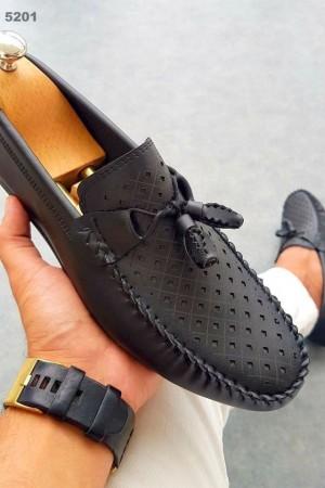 Siyah Cilt Ayakkabı - OLD 5201
